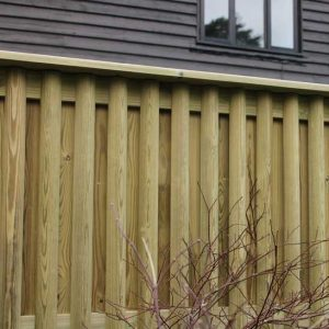 Jacksons Tudor Style Fences from Maiford Fencing