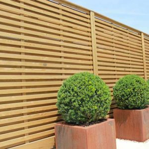 Jacksons Venetian Style Fence from Maiford
