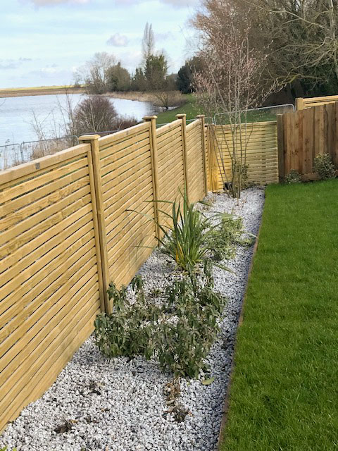 Venetian Fencing Supply and Installation from Maiford