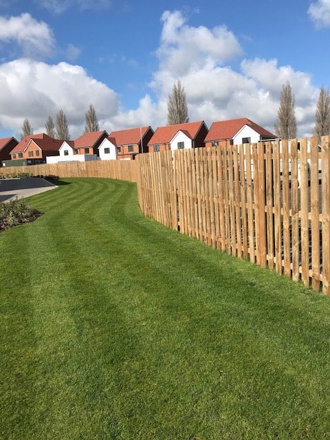 Hit and Miss Fencing Supply and Install from Maiford