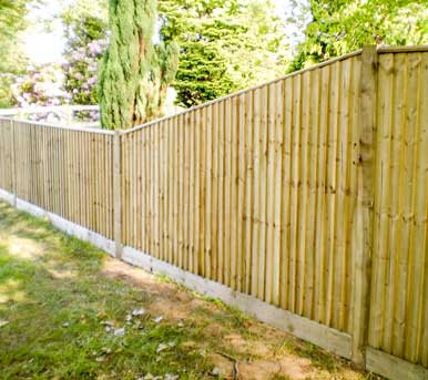 Close Board Fencing supply and installation